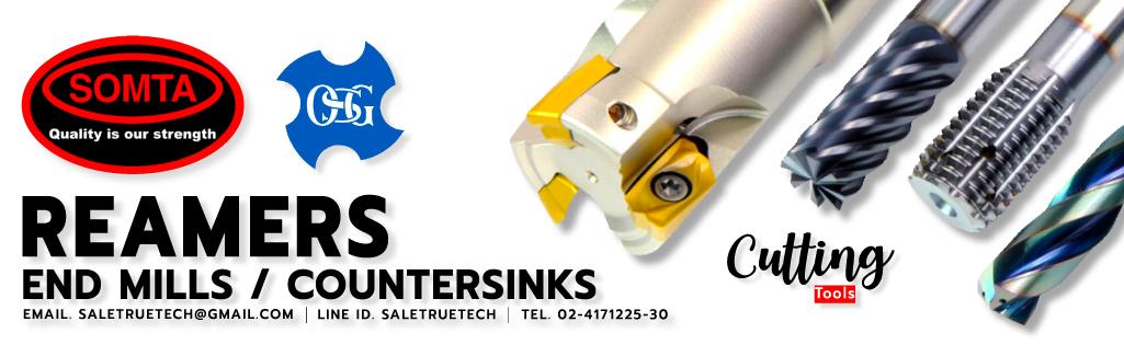 TRUE TECH MACHINERY CO ,LTD  sales of machinery  Equipment